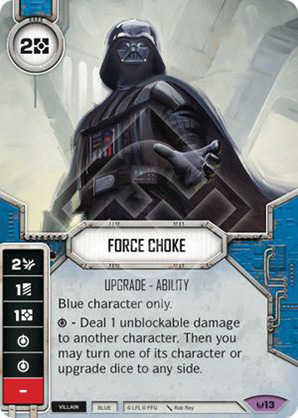 Force Choke
