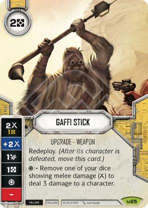 Gaffi Stick