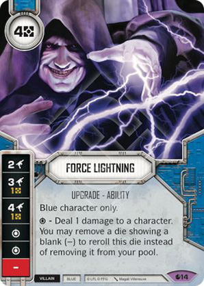 Force Lightning