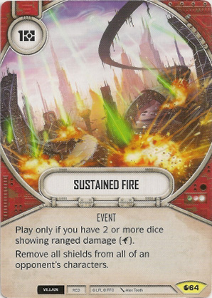 Sustained Fire