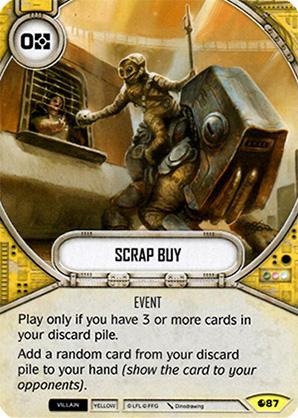 Scrap Buy