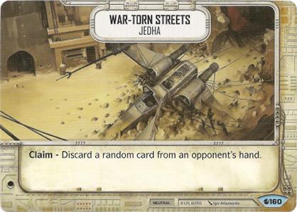 War-Torn Streets