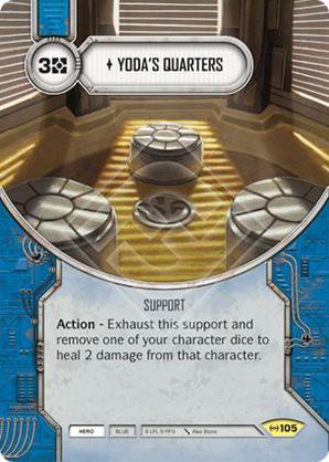 Yoda's Quarters