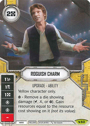 Roguish Charm