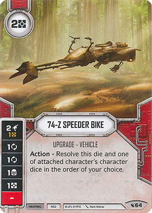74-Z Speeder Bike