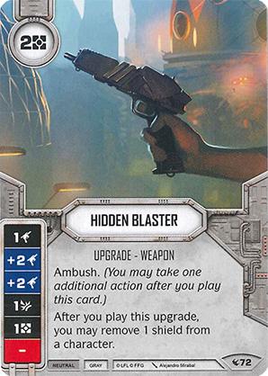Hidden Blaster