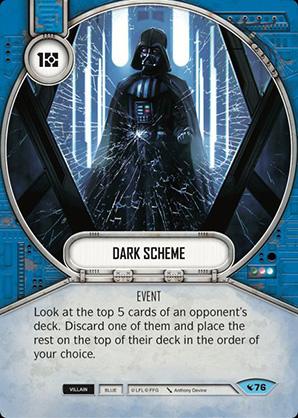 Dark Scheme