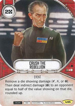 Crush the Rebellion
