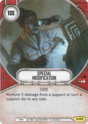 Special Modification
