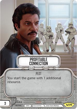 Profitable Connection