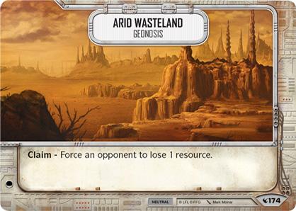 Arid Wasteland