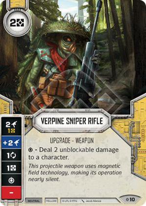 Verpine Sniper Rifle