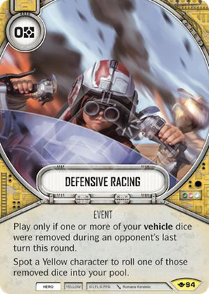 Defensive Racing
