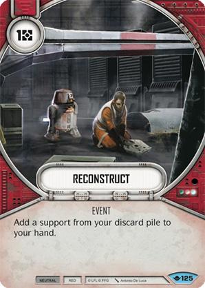 Reconstruct
