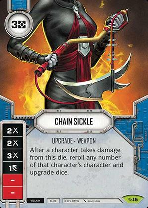 Chain Sickle