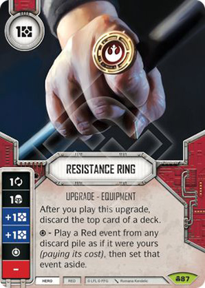 Resistance Ring