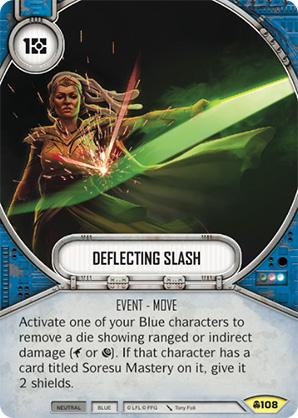 Deflecting Slash