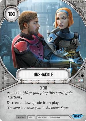 Unshackle