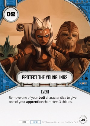Protect the Younglings