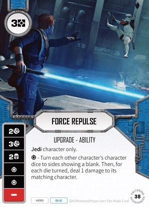 Force Repulse
