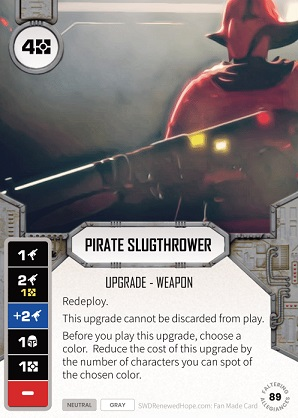 Pirate Slugthrower
