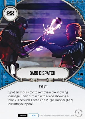 Dark Dispatch