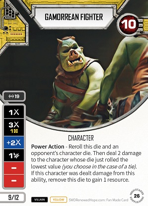 Gamorrean Fighter
