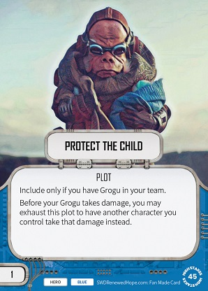 Protect The Child