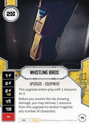 Whistling Birds