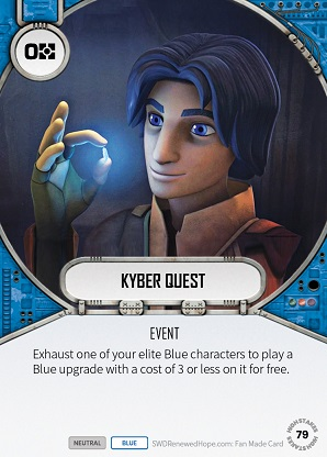 Kyber Quest