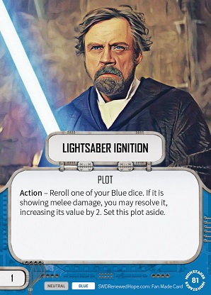 Lightsaber Ignition