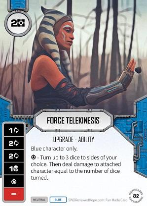 Force Telekinesis