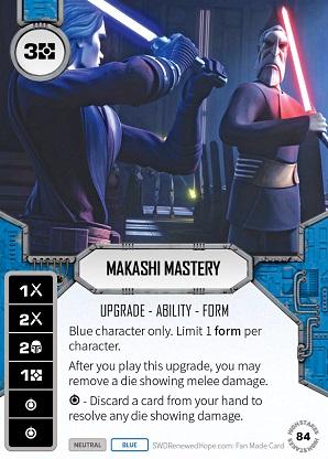 Makashi Mastery