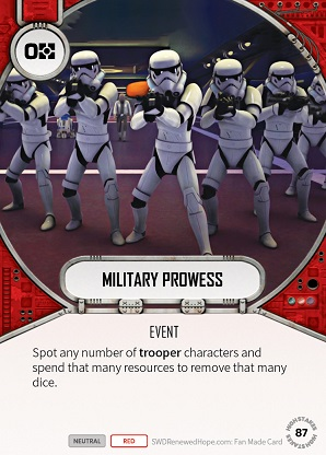Military Prowess