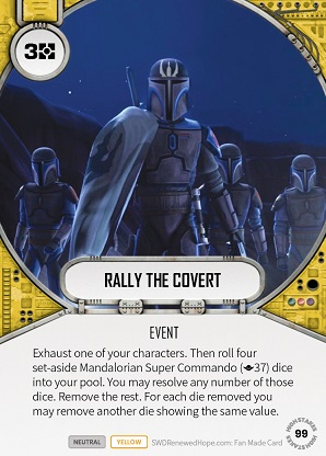 Rally The Covert