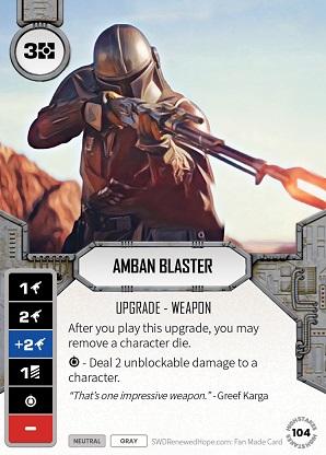 Amban Blaster