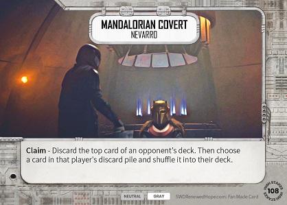 Mandalorian Covert