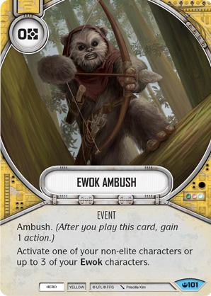 Ewok Ambush