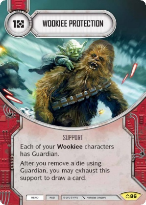 Wookiee Protection