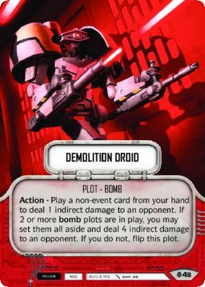 Demolition Droid