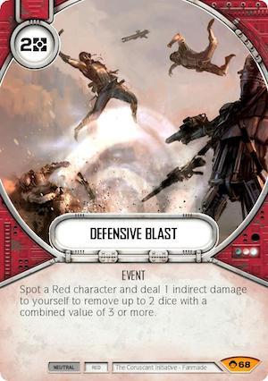 Defensive Blast