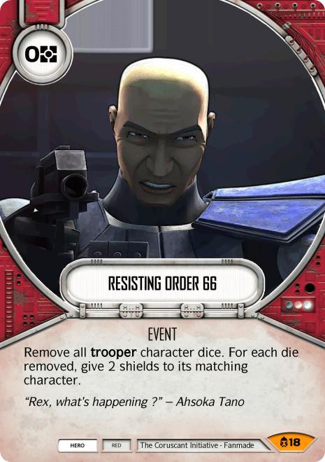 Resisting Order 66