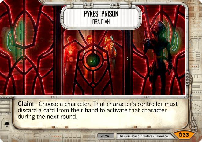 Pykes' Prison