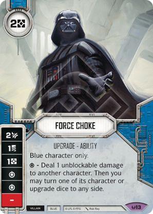 Force Choke