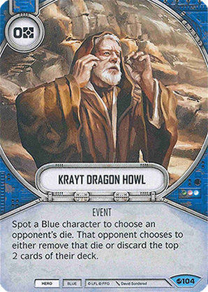 Krayt Dragon Howl