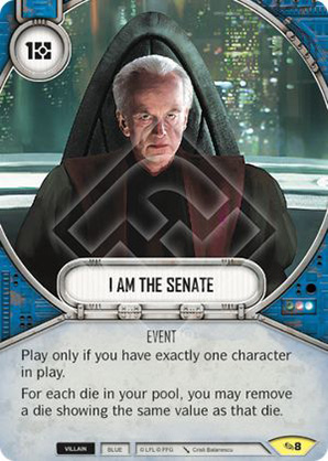 I Am The Senate