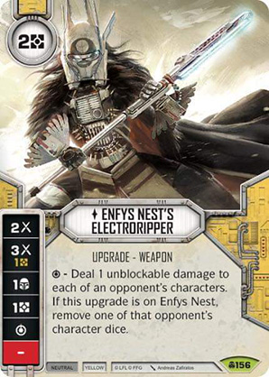 Enfys Nest's Electroripper