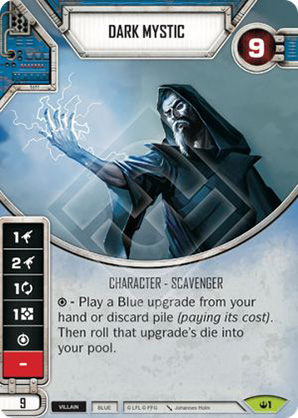 Dark Mystic