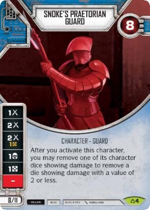 Snoke's Praetorian Guard