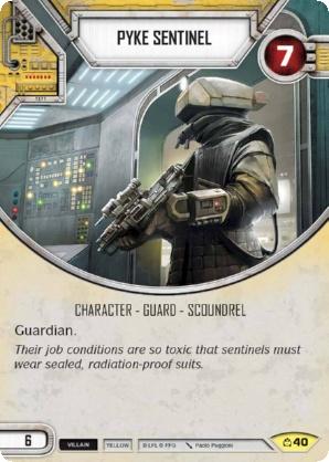 Pyke Sentinel